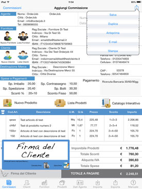 Salesforce for iPad